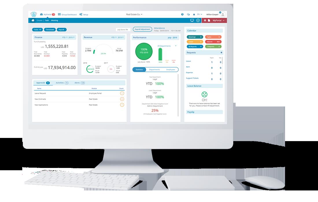 WallPost ERP Software